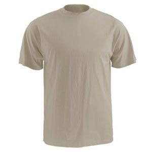 Air Force Shirts - Air Force ABU sand t-shirt - size XL